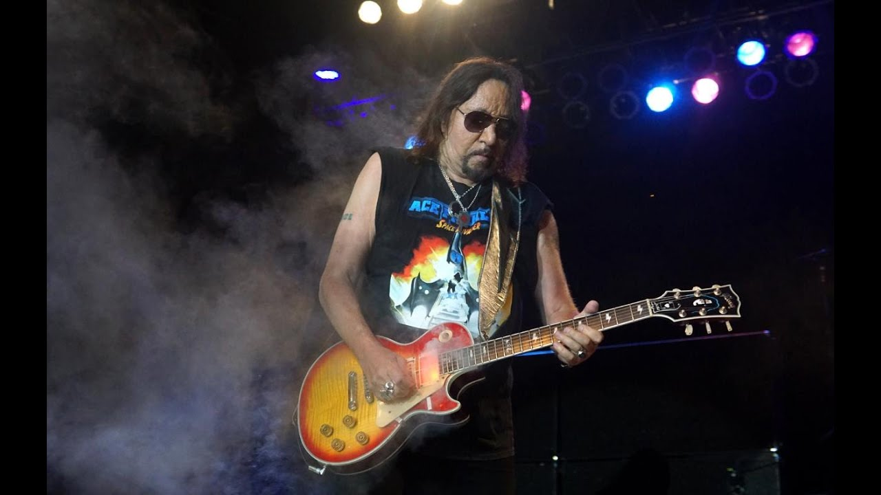 Ace Frehley - Shock Me and Guitar Solo (Live) - YouTube