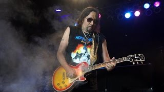 Ace Frehley - Shock Me and Guitar Solo (Live)