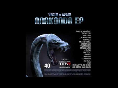 Vegim & APaul - Anakonda (Luke Creed & Karl Cullen Remix)