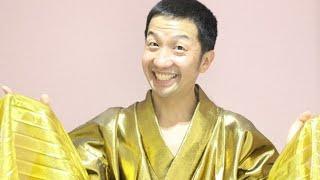"""2000年代半ばに""""ギター侍""""のネタで一世を風靡(ふうび)したお笑い芸人..."""