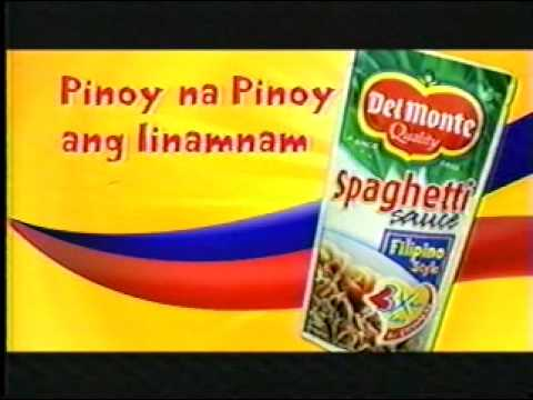 Del Monte Filipino Style Spaghetti Sauce