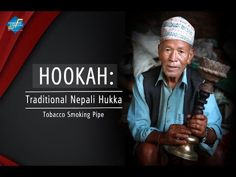 Hookah: | Traditional Nepali Hukka | Tobacco Smoking Pipe Nepali Style –  sanjyzshot Production