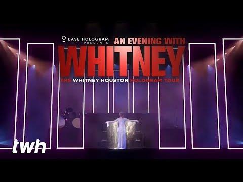 Whitney Houston - An Evening With Whitney: The Whitney Houston Hologram Tour (Promo)