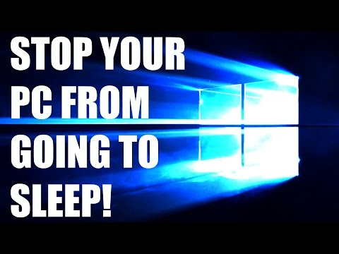 How To Fix Monitor Going To Sleep Windows 10