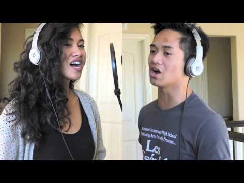 A Million Miles Away [COVER] Aladdin - Briana Serrano and Marcial Distor