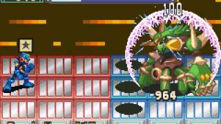 Mega Man Battle Network - Megaman Battle Network BLIND (08) - User video