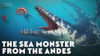 The Sea Monster from the Andes