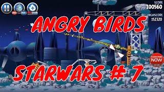 ANGRY BIRDS STAR WARS 2 REBEL DEFEAT ENEMIES JEDI BOSS | Top Action Games Part 7