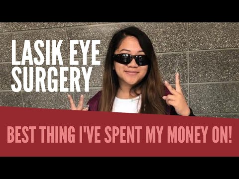 Lasik MD Eye Surgery Experience 2018 In Edmonton! BEST THING I'VE EVER SPENT MY MONEY ON!