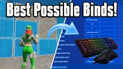 These Are The BEST Keybinds In Fortnite Season 2! - Optimal Keybinds Guide!