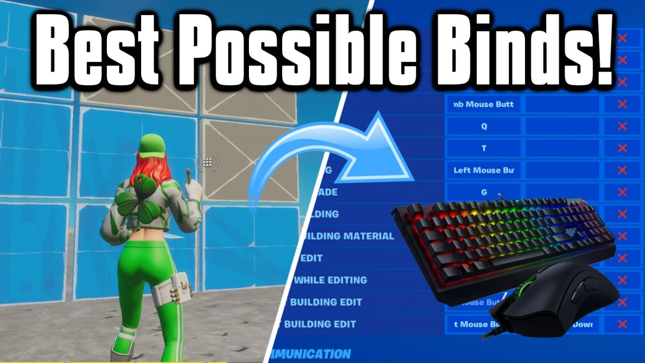 Download These Are The BEST Keybinds In Fortnite Season 2! - Optimal Keybinds Guide!