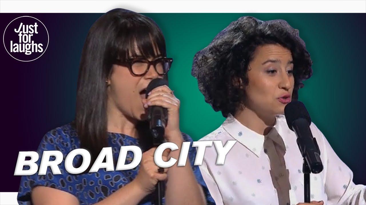 Download Abbi Jacobson & Ilana Glazer - Being Bad Ass Bitches