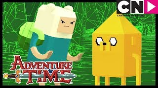 Los Guardianes Del Sol | Hora de Aventura | Cartoon Network