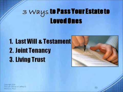 Living Trust EdVid