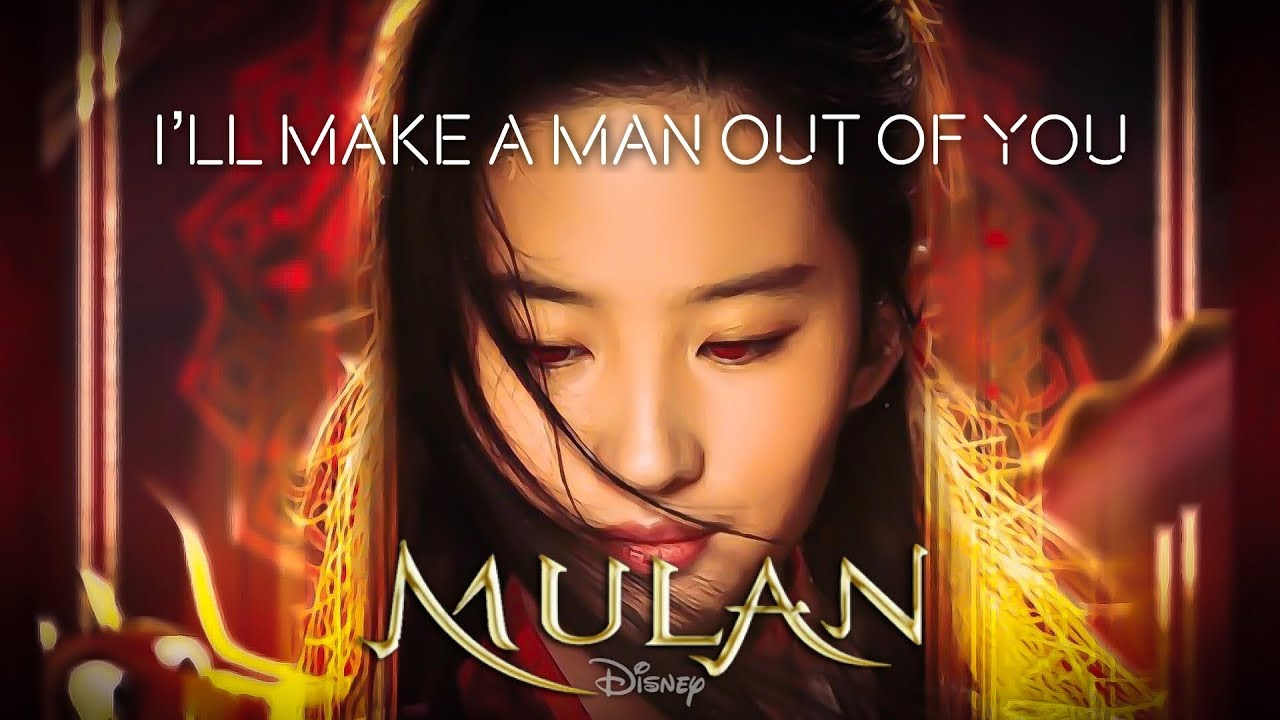 disney's mulan teaser trailer   i'll make a man out of you