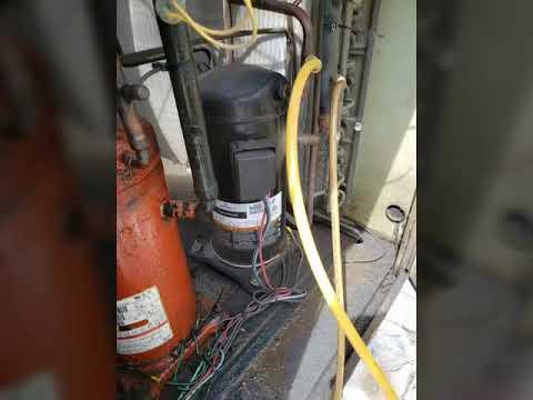 Refrigerant Leak Repaired!