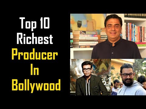 Top 10 Richest Producer In Bollywood