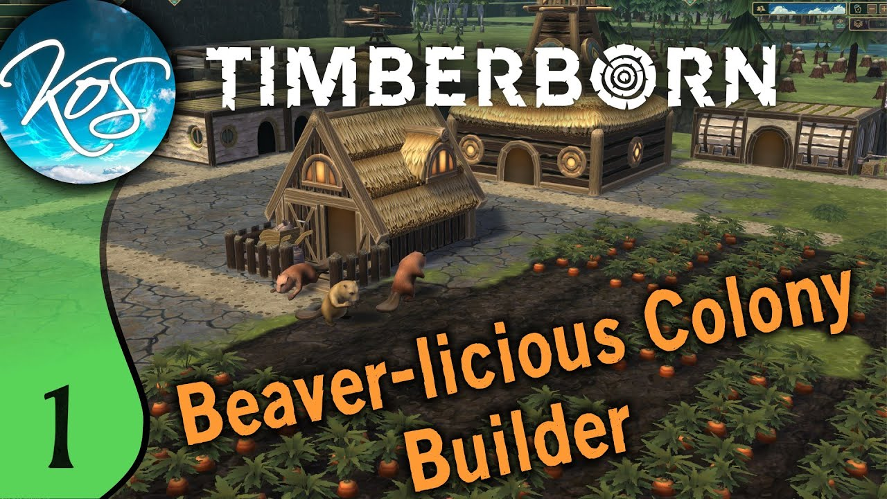 Download Timberborn - PERFECT COLONY START - Early Access, Let's Play, Ep 1