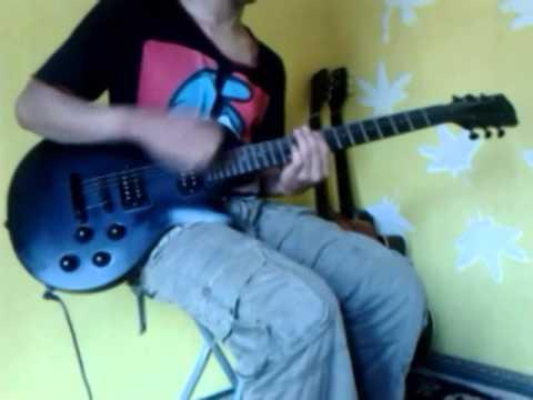 CUPUMANIK - GRUNGE HARGA MATI [GUITAR COVER BY WAHYUADI]