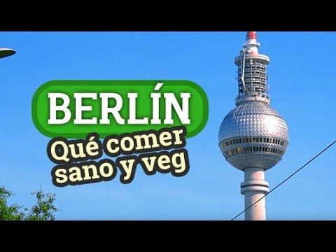 Planet Veg: Berlín (qué comer sano y veg) 4K