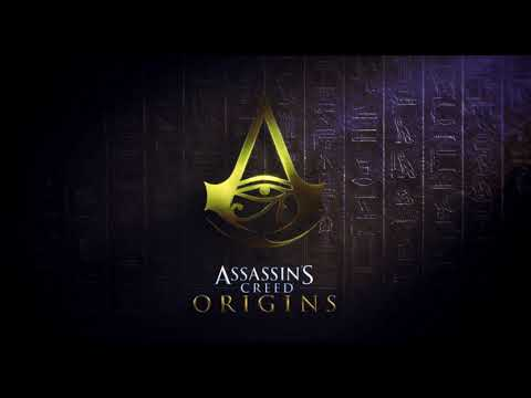 Assassins Creed Origins Soundtrack - Ambient Mix Depth Of Field Mix