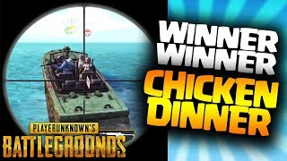 My First Ever Match in PUBG Mobile = Chicken Dinner | Noob to Pro #1