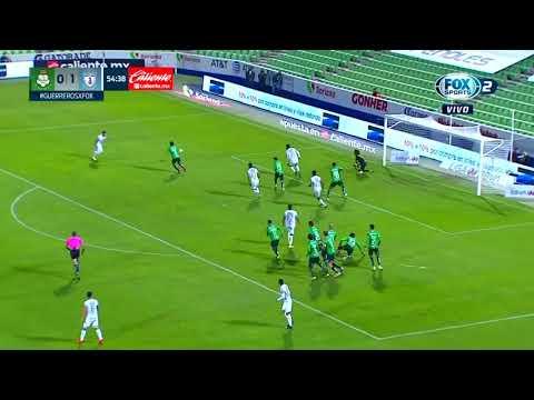 Santos Laguna 0 - [2] Pachuca - Oscar Murillo 55'