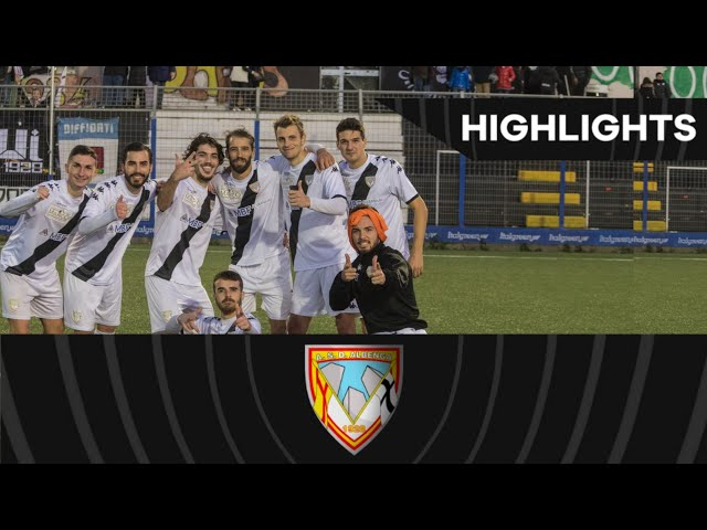 Stag. 2019/2020 - Albenga - Athletic Club Liberi 3-0: gli highlights