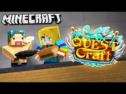 KITCHEN DISASTERS!? | Questcraft #9