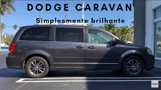 Dodge Caravan: Bizarrice Antiquada Divertida | Apc