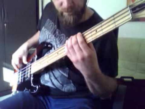 Somewhere Only We Know   Keane [Bass Cover]