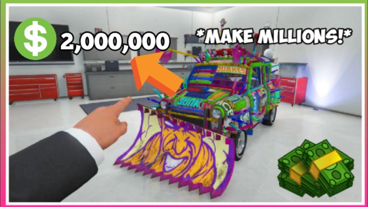 *BEST SOLO MONEY GLITCH!* NEW CAR DUPLICATION GLITCH METHOD! *2,000,000 EVERY 3 MINS!*