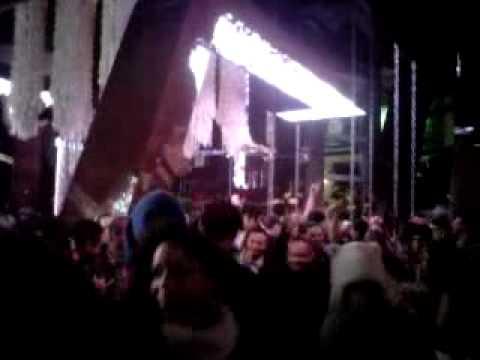 NYE 2012 Las Vegas (BOND Lounge)