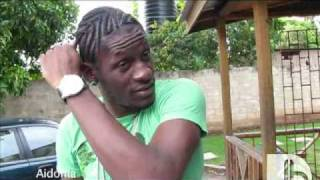 2010 AIDONIA, ERUPT & CHAN DIZZY (BEYOND THE SENCE) STRANGE FACE - RUSSIAN, HEAD CONCUSSION!