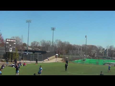 2018 常春藤杯(Ivy Cup) 决赛 Johns Hopkins 5 : 3  Columbia (first half)