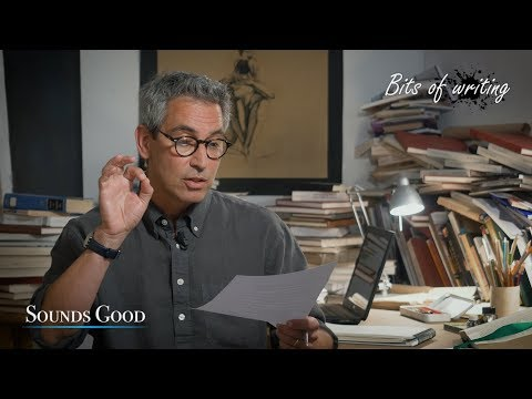Bits of Writing – CREATIVE WRITING Ep. 3: Sounds good