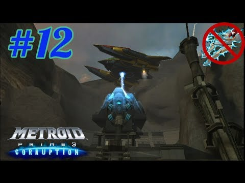 Metroid Prime 3: Corruption No Hypermode Challenge: Part 12 (Energy Cell Collecting)