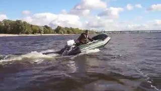 Надувные лодки Аквастар