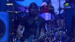 Foo Fighters These Days Live Lowlands Festival 2012