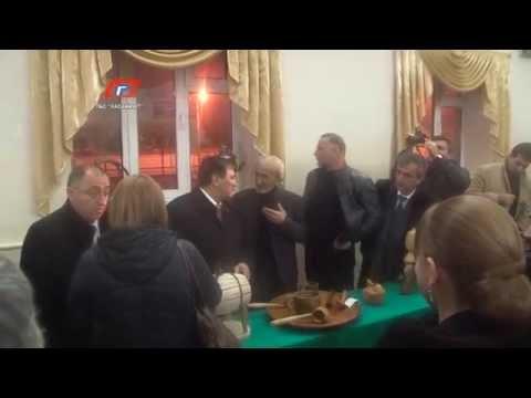 Турецкая делегация посетила Хасавюрт