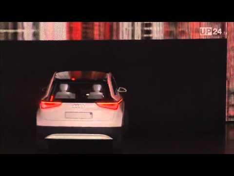 Iaa 2011 Weltpremiere Des Audi A2 Concept Youtube