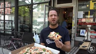 Barstool Pizza Review - L'industrie Pizzeria (Brooklyn)