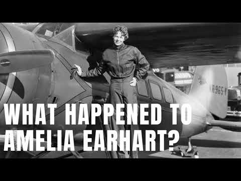 The Search for Amelia Earhart with Bob Ballard |