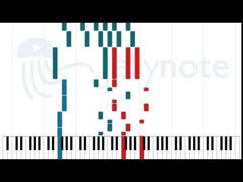 Misguided Ghosts - Paramore [Sheet Music]