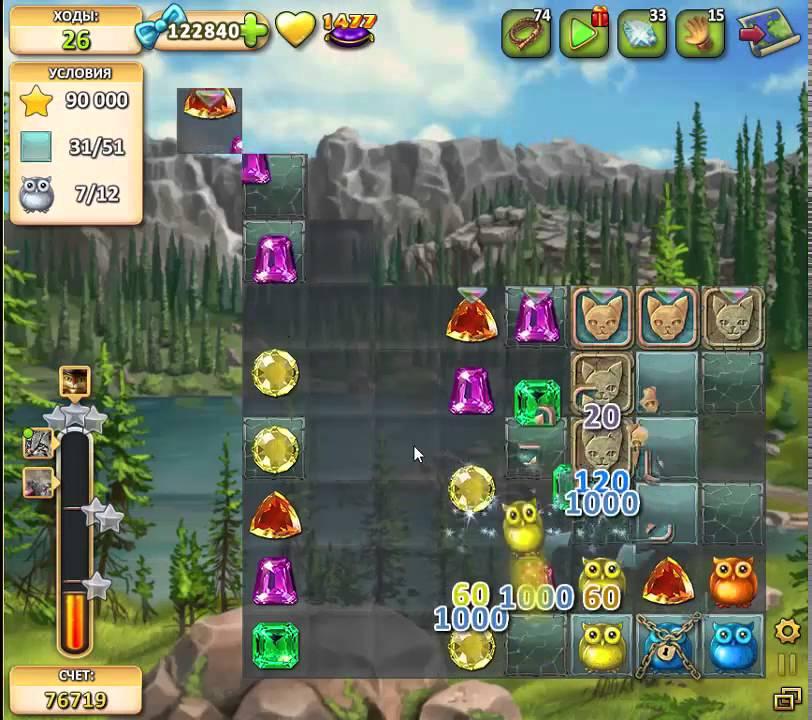 26 уровень в игре кот
