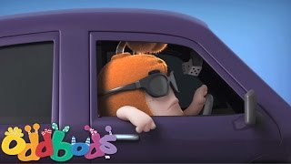 Oddbods | Traffic Jam