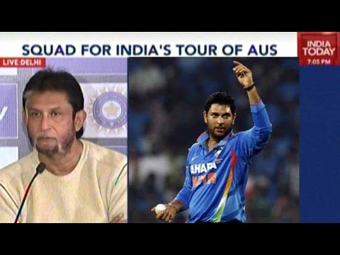 BCCI Announces Squad For India's Tour Of Australia
