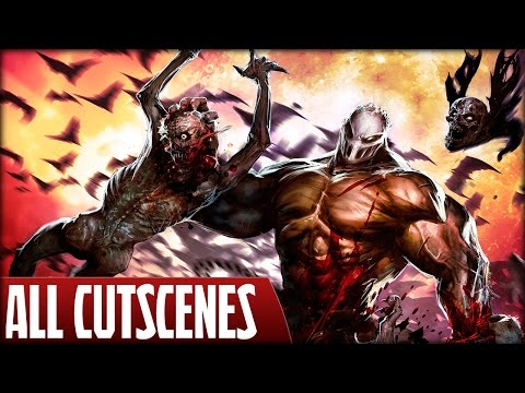 Splatterhouse (PS3) - All Cutscenes
