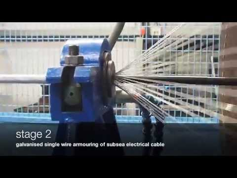 Hydro Cable Armoured Cable Manufacturing