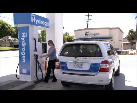Shell, Toyota Hydrogen Station